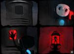 Stratený robot