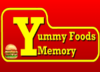 Yummy foods memory