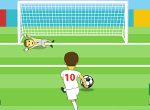 Multiplayer Penalty Shootout