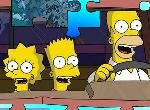 Simpson Movie Game