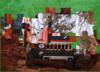 Off-road Hummer H3