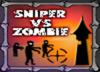Sniper vs. zombie