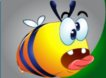 Crazy včielka