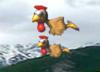 Zostrel kurča