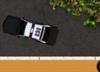 Police car parking
