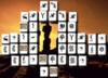 Island statues Mahjong