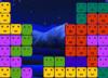 Starry sky tetris