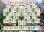 Mahjong - Valley in the mountains