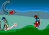 Zombie Golf: Club House of The Death
