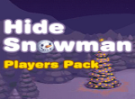Hide Snowman Players Pick