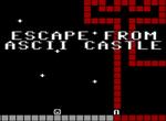 Escape from ASCII Castle