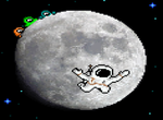 Alarm! Man on the Moon