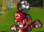 Super Mario Strikers: Heads-Up