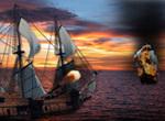 Galleon Fight